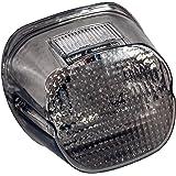 Smoke Lens OZ-USA Tail Brake LED Light Harley Davidson Motorcycle Stop Lamp Xl FLH FX