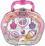 Hot Focus Sweet Cosmetic Set (Unicorn) 8 Pieces, Multi Color