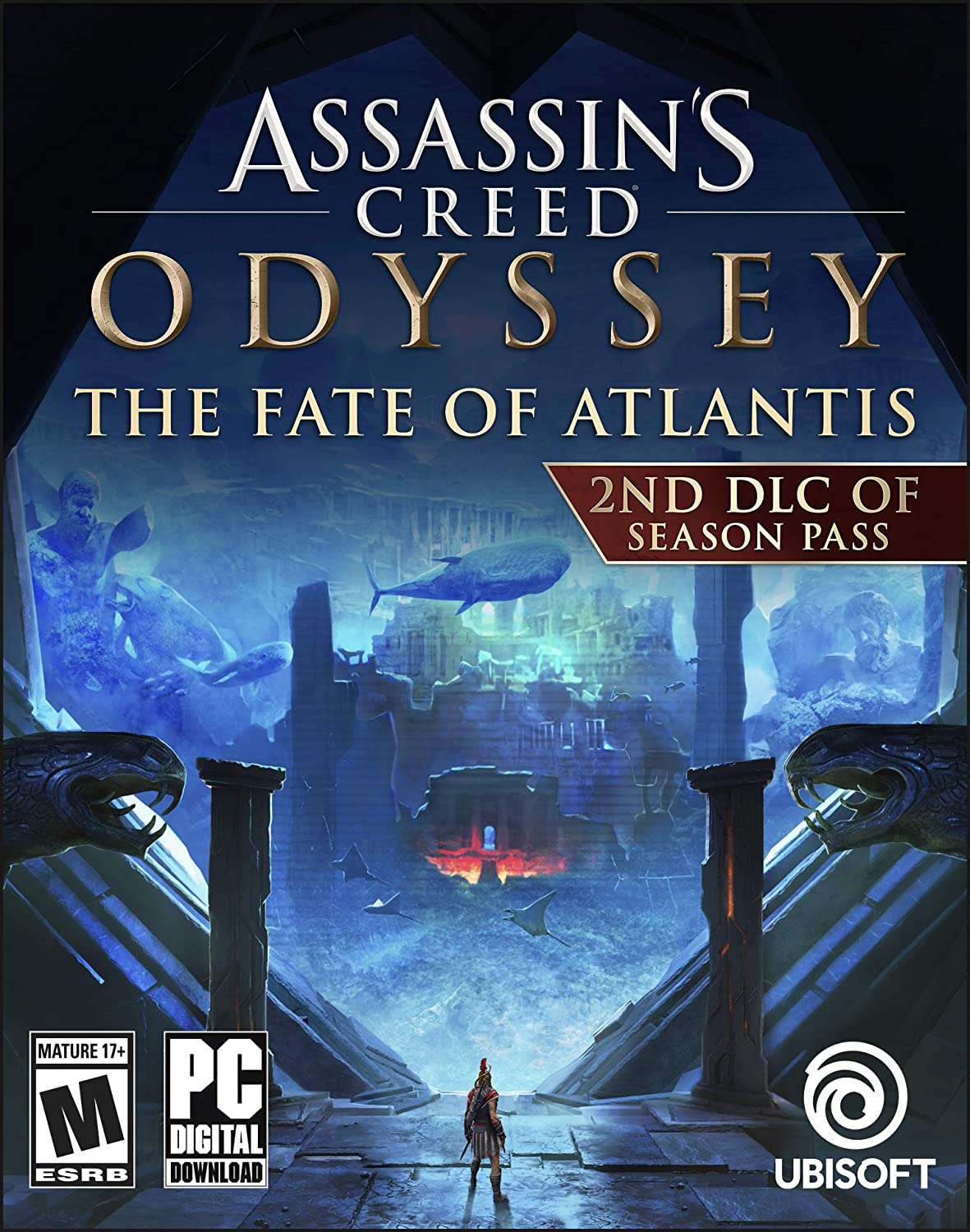 Assassin S Creed Odyssey The Fate Of Atlantis Online Game Code Amazon Co Uk Pc Video Games