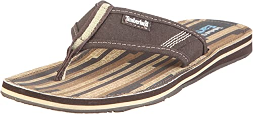 Timberland Earthkeepers Sandal Graphic Flip Flop, Tongs