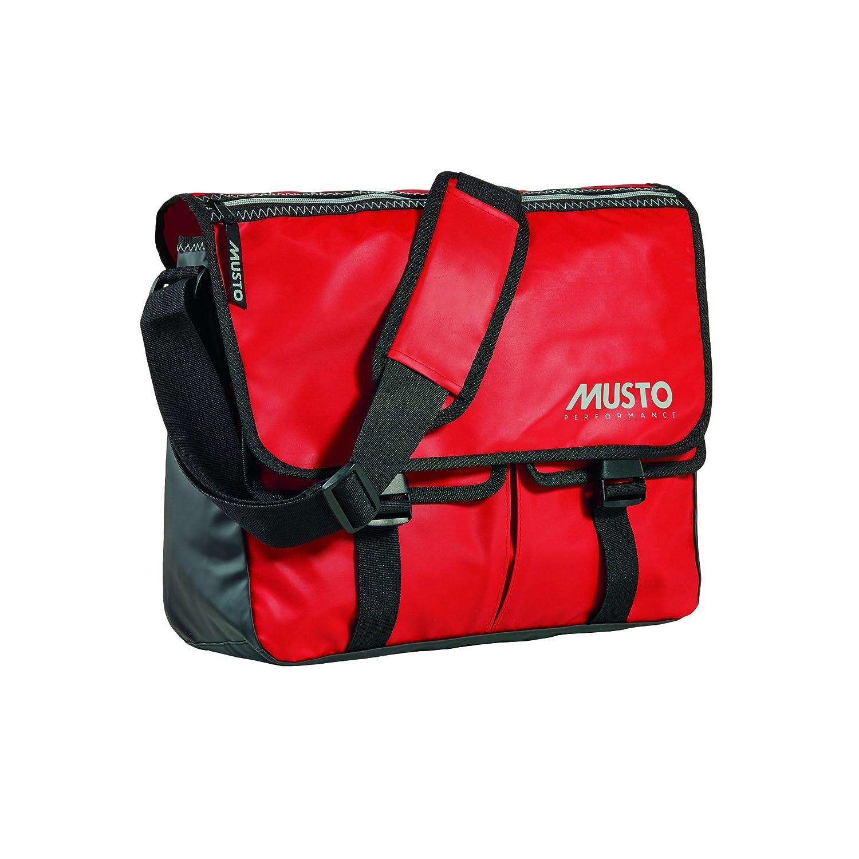 Musto Genoa Despatch Bag in RED AL4330