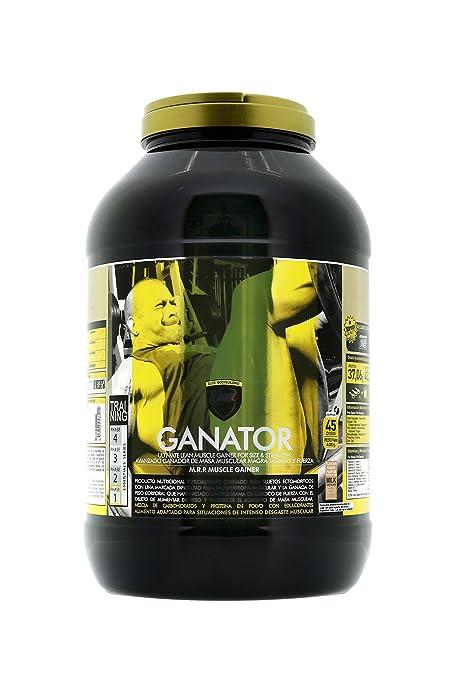 ISO LEAN GAINER (Ganator) 4 Kgs. Chocolate - Matriz para la Ganancia de Peso Muscular, Sustituto de Comidas o Post-Entreno