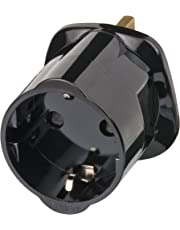 Brennenstuhl pl11280 1508533 Travel Adapter Earthed