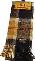 100% lambswool Made in Écharpe Ecosse en Bannockburn écossaise Tartan 55 inche ...