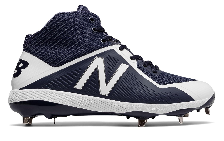 (ニューバランス) New Balance 靴シューズ メンズ野球 Mid-Cut 4040v4 Navy with White ネイビー ホワイト US 14 (32cm) B075P15BQP