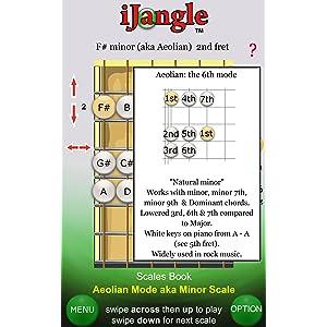 iJangle Guitarra Acordes más - Libro de acorde, con las notas, y afinador de guitarra (Gratis): Amazon.es: Appstore para Android