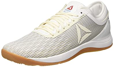 5b66ef720784 Reebok Men s Crossfit Nano 8.0 Fitness Shoes White  Amazon.co.uk ...