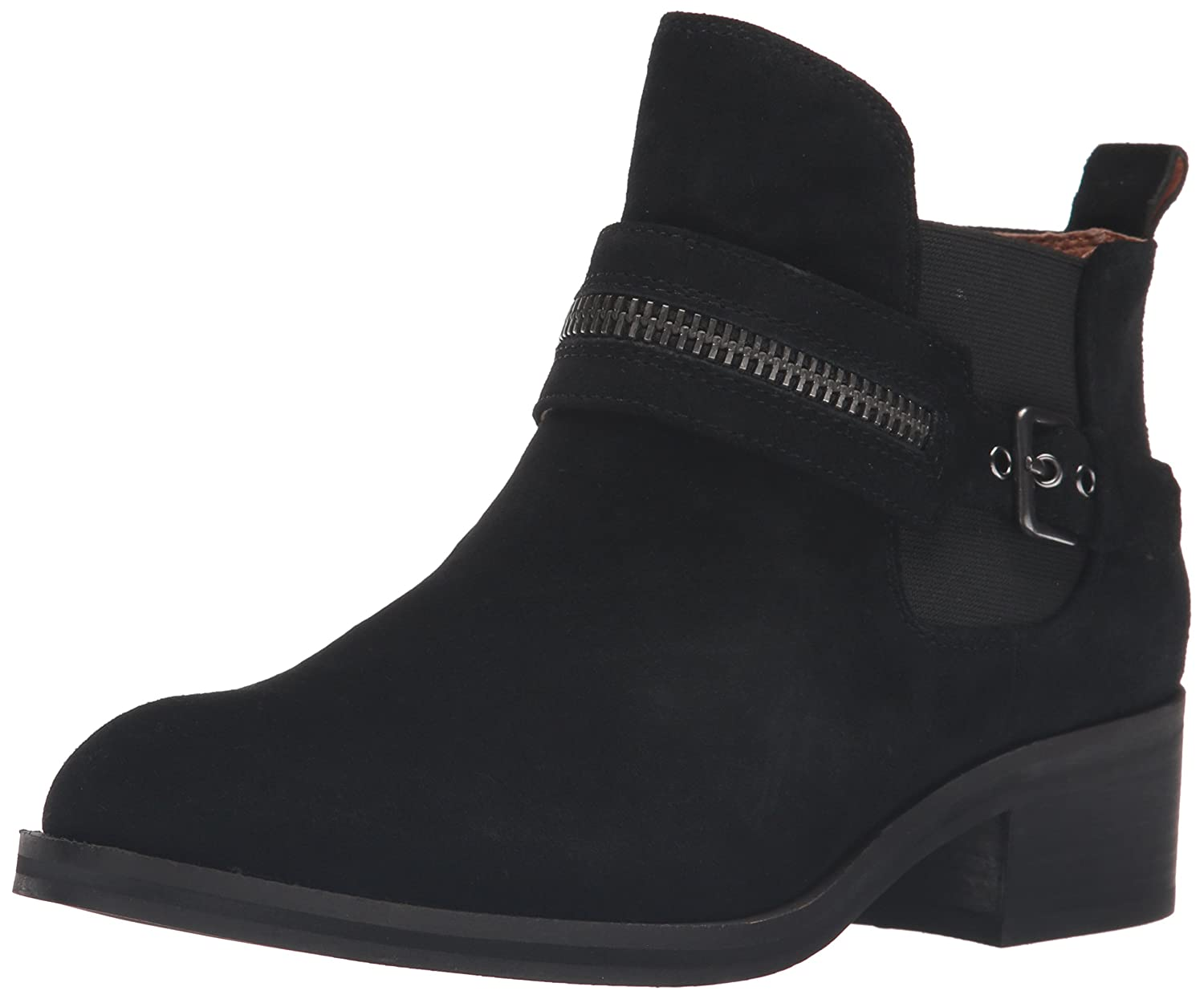 Gentle Souls by Kenneth Cole Womens Penny Ankle Bootie