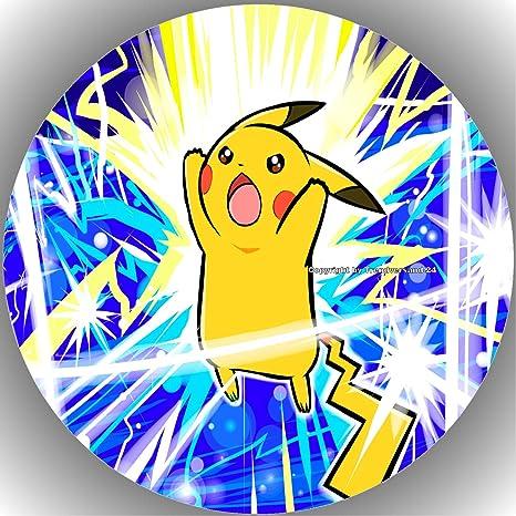 Fondant Tortenaufleger Tortenbild Pokemon N13