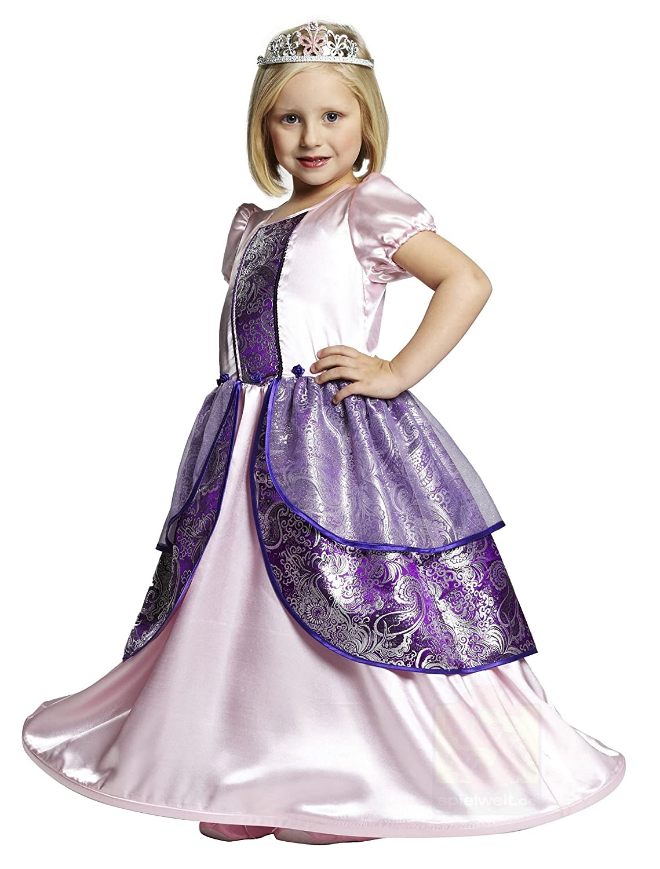 Rubies Princesa Bella niña infantil Disfraz Quitar sufren de ...