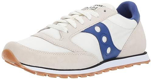 3263f4d4736f Saucony Men s Jazz Low Pro Gymnastics Shoes  Amazon.co.uk  Shoes   Bags