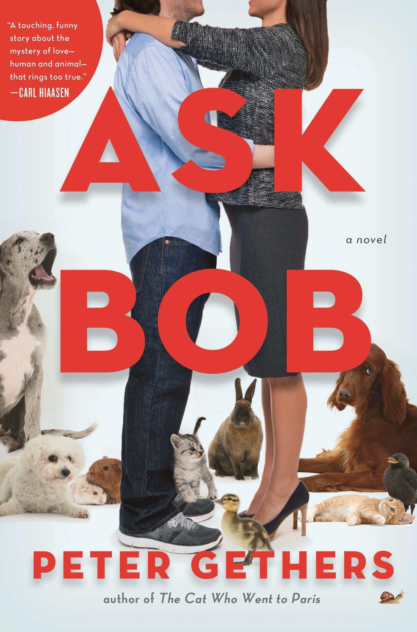 Download Ask Bob: A Novel pdf epub