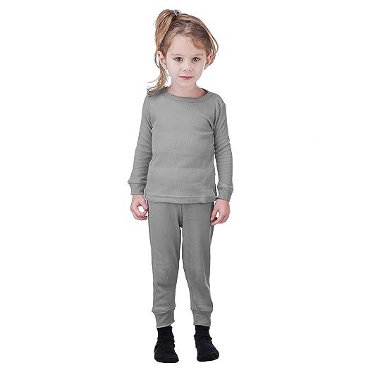 d6db701f89c2 Amazon.com  Artic Pole Zero Degree Infant-Girl Thermal Underwear Set ...
