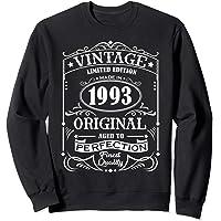 Vintage 1993 Cumpleaños Original Jack Whisky 28 Años Sudadera