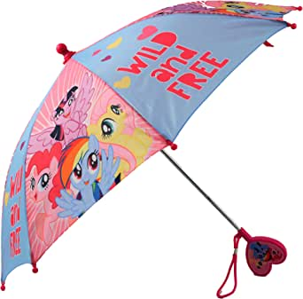 Hasbro girls My Little Pony Character Rainwear Umbrella Umbrella