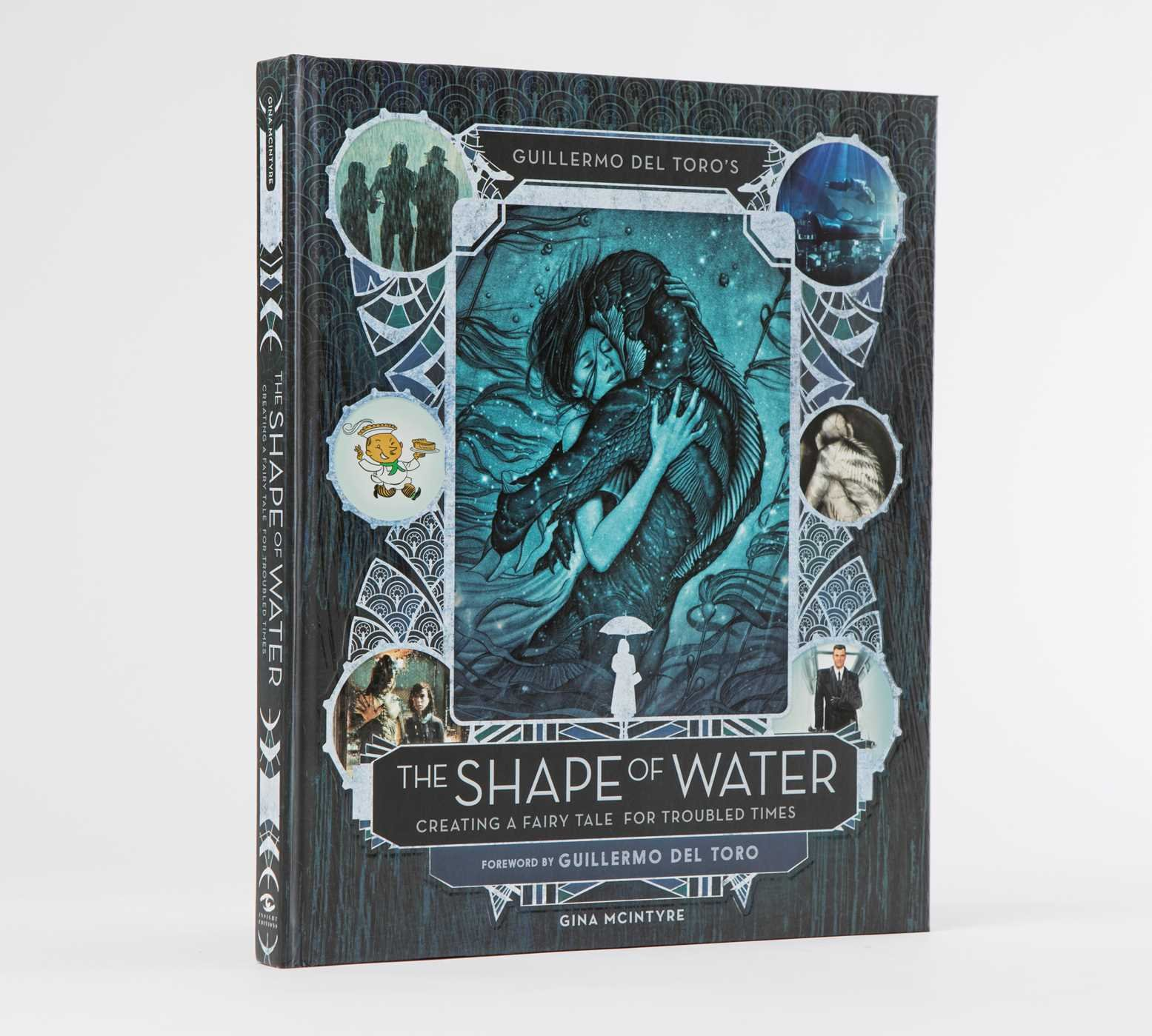 The Shape Of Water: Creating a Fairy Tale for Troubled Times: Amazon.es: Gina McIntyre: Libros en idiomas extranjeros