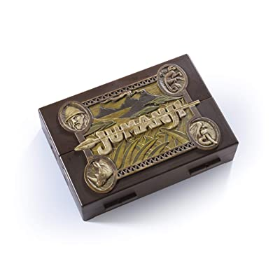Jumanji Miniature Electronic Game Board: Toys & Games