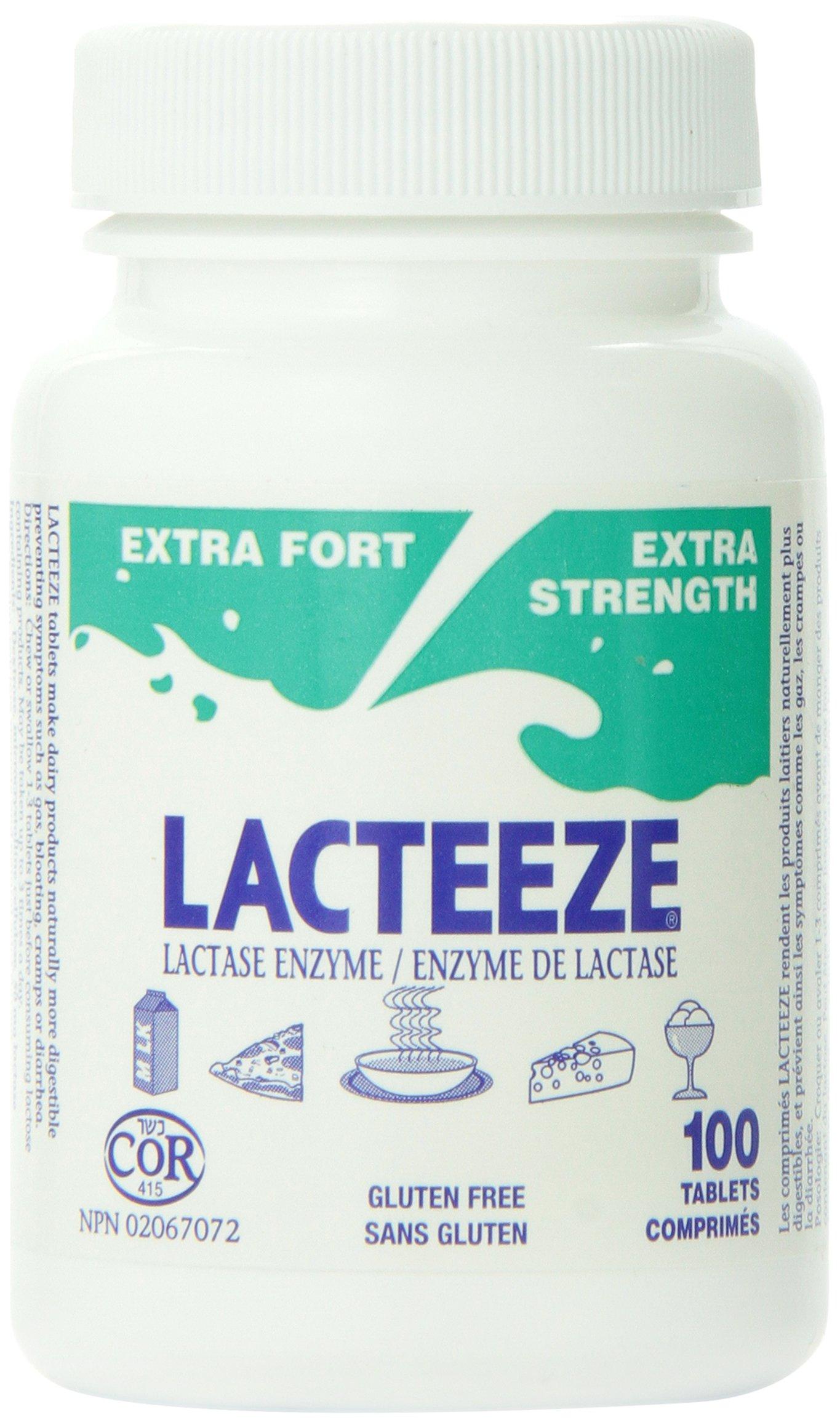Lacteeze Extra Strength by Lacteeze