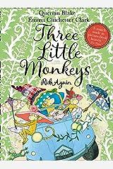 Three Little Monkeys Ride Again Kindle Edition