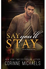 Say You'll Stay (Return to Me Book 1) Kindle Edition