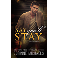 Say You'll Stay (Return to Me Book 1) (English Edition)