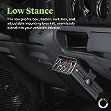 ONLINE LED STORE 4-Gang 12V Rocker Switch Box [40