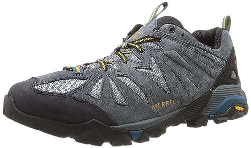 Merrell Capra - Zapatos Trekking y Senderismo para Hombre: Amazon.es: Zapatos y complementos