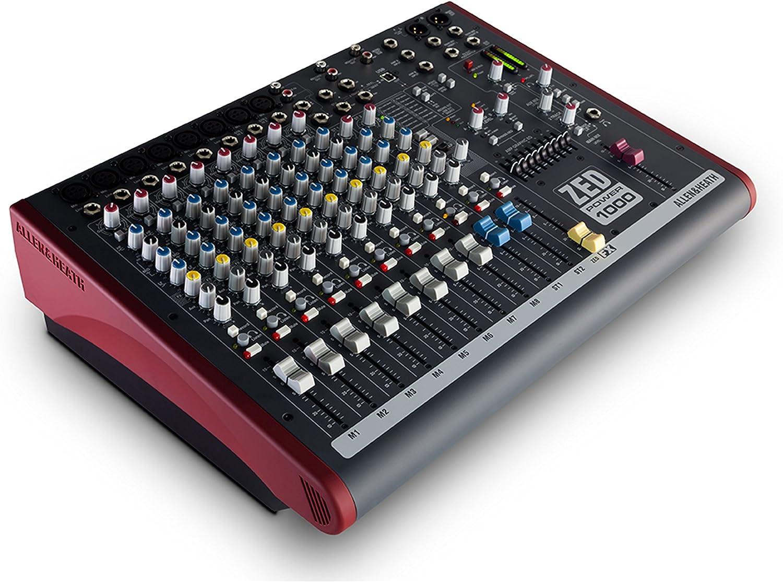Allen heath - Allen-heath zed power 1000 mezclador: Amazon.es ...