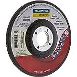 Tramontina 42590004, Disco de Desbaste para Aços 4.1/2, Produzido em Oxido de Alumínio, 13300 Rpm, 3 Telas