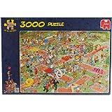 Jumbo 17220 - Jan van Haasteren - Minigolf, 3000 Teile
