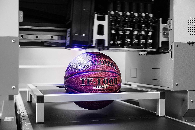 Spalding Tf1000 Legacy Fiba Ball Basketball Mixte orange