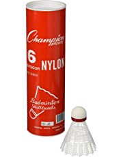 Champion Sports Nylon Outdoor Shuttlecocks