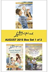 Love Inspired August 2015 - Box Set 1 of 2: An Anthology Kindle Edition