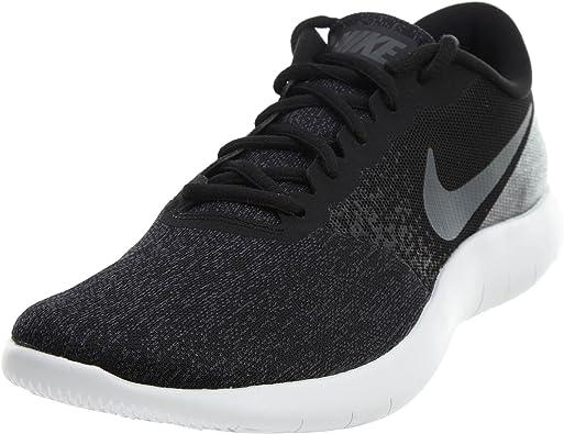 moderadamente emergencia Atlético  Amazon.com   Nike Flex Contact Mens Running Shoes Lace-up (8, Black/Dark  Grey-Anthracite-White)   Running