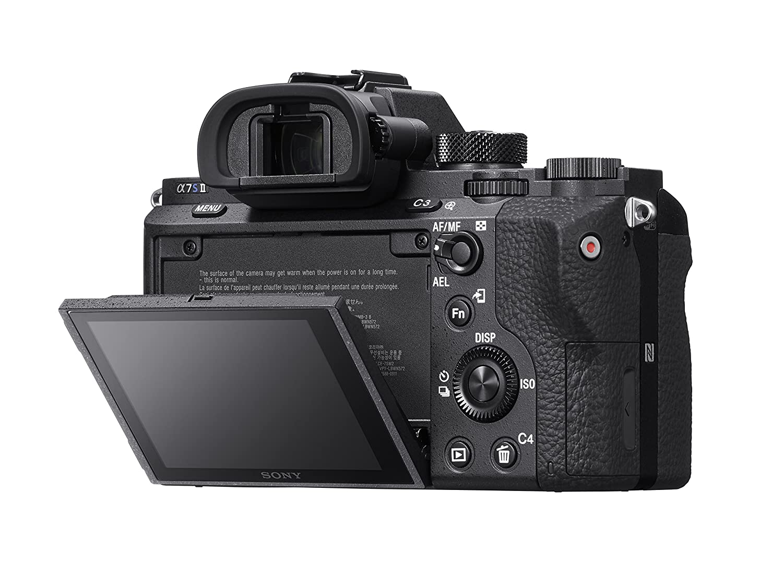 Sony a7S II ILCE7SM2/B 12.2 MP E-Mount Kamera mit: Amazon.de: Kamera