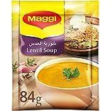 Maggi Lentil Soup Sachet, 84 gm