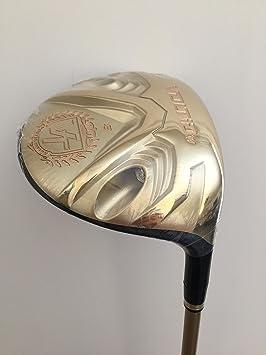Katana Golf voltio IV # 3 Loft 15 oro Fairway Madera ...