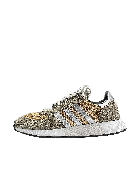 Acquista adidas Originals Marathon Tech, Trace Cargo-Silver Metallic-Raw Sand miglior prezzo offerta
