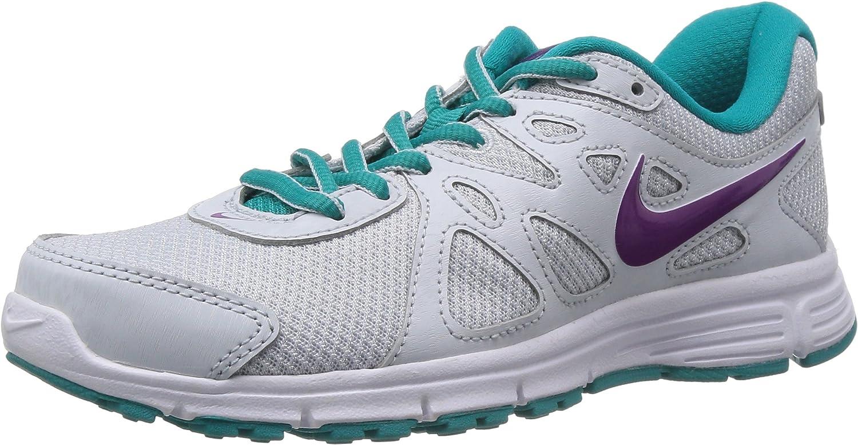 Nike Revolution 2 MSL Zapatillas de Running para Mujer Midnight Navy/UNIVER Talla:Extra-Large: Amazon.es: Deportes y aire libre