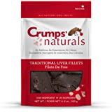 Crumps' Naturals Traditional Liver Fillets for Pets, 11.6-Ounce
