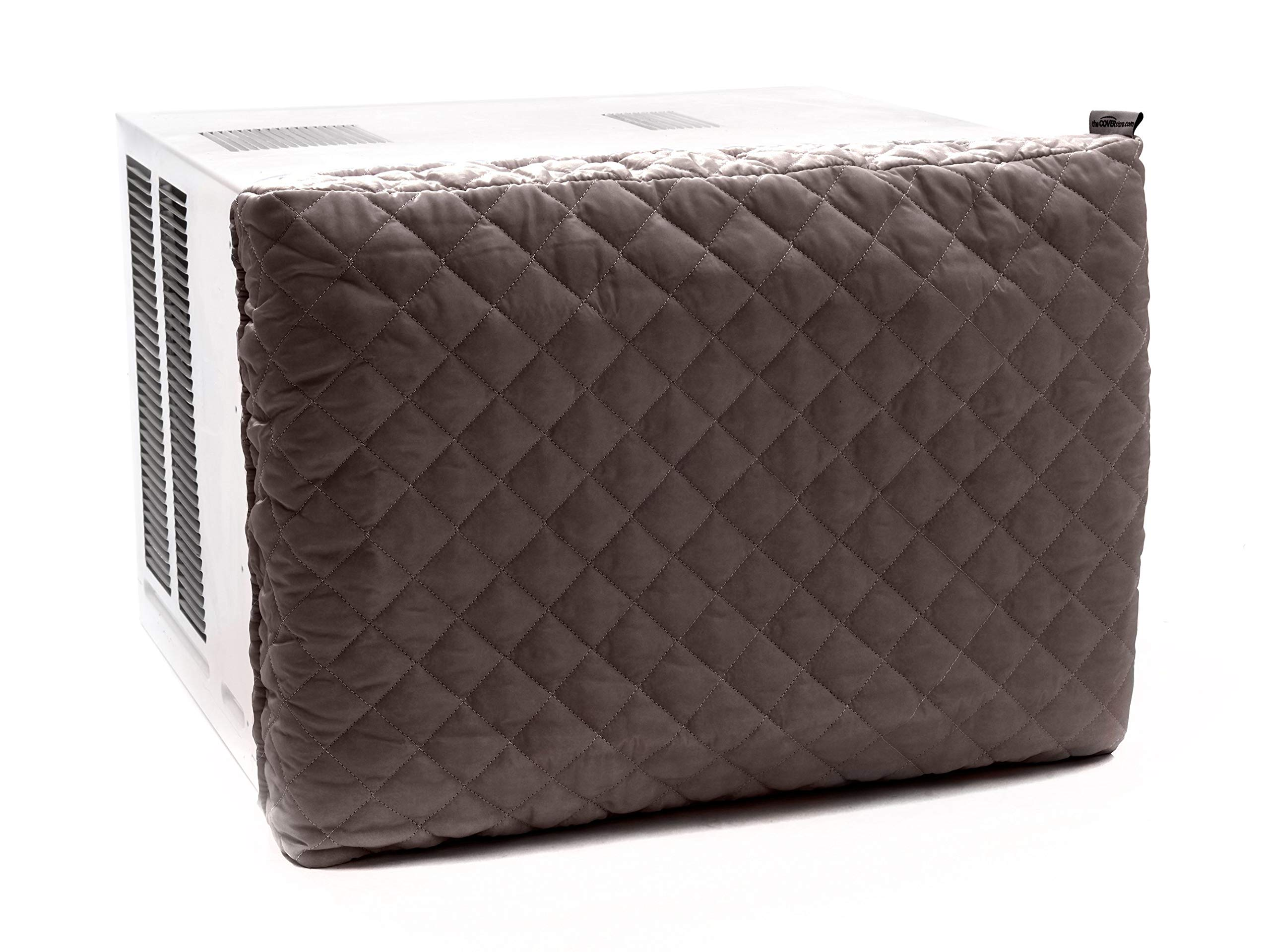 CoverMates – Air Conditioner Cover – 21W x 2.5D x 15H  – Diamond Collection – 2 YR Warranty – Year Around Protection- Bronze by CoverMates