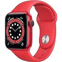 Apple Watch Series 6 GPS 40mm Red Aluminum Case