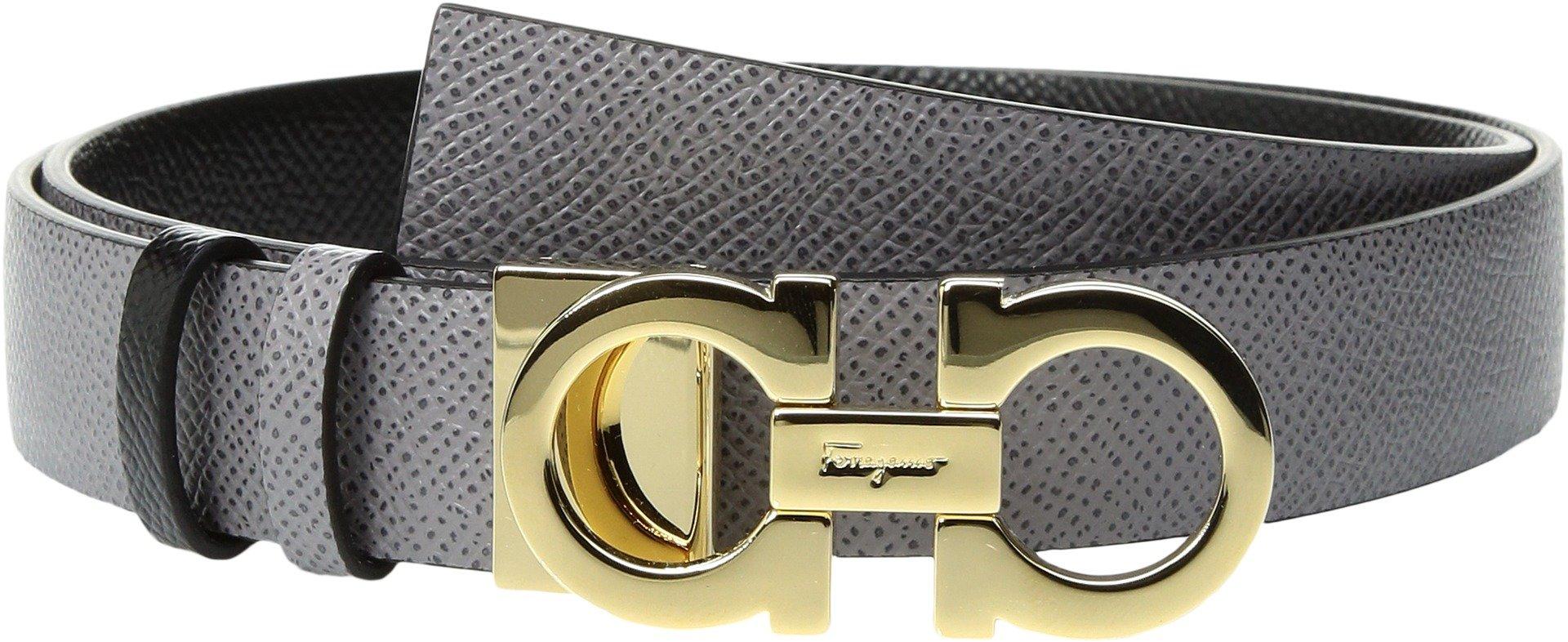 Salvatore Ferragamo Women's 23A565 Urban Grey Belt