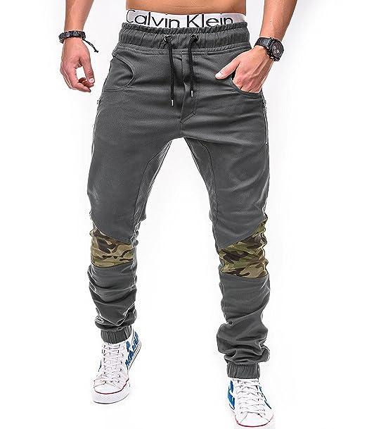 Amazon.com: betterstylz dixonbz pantalones de hombre chino ...