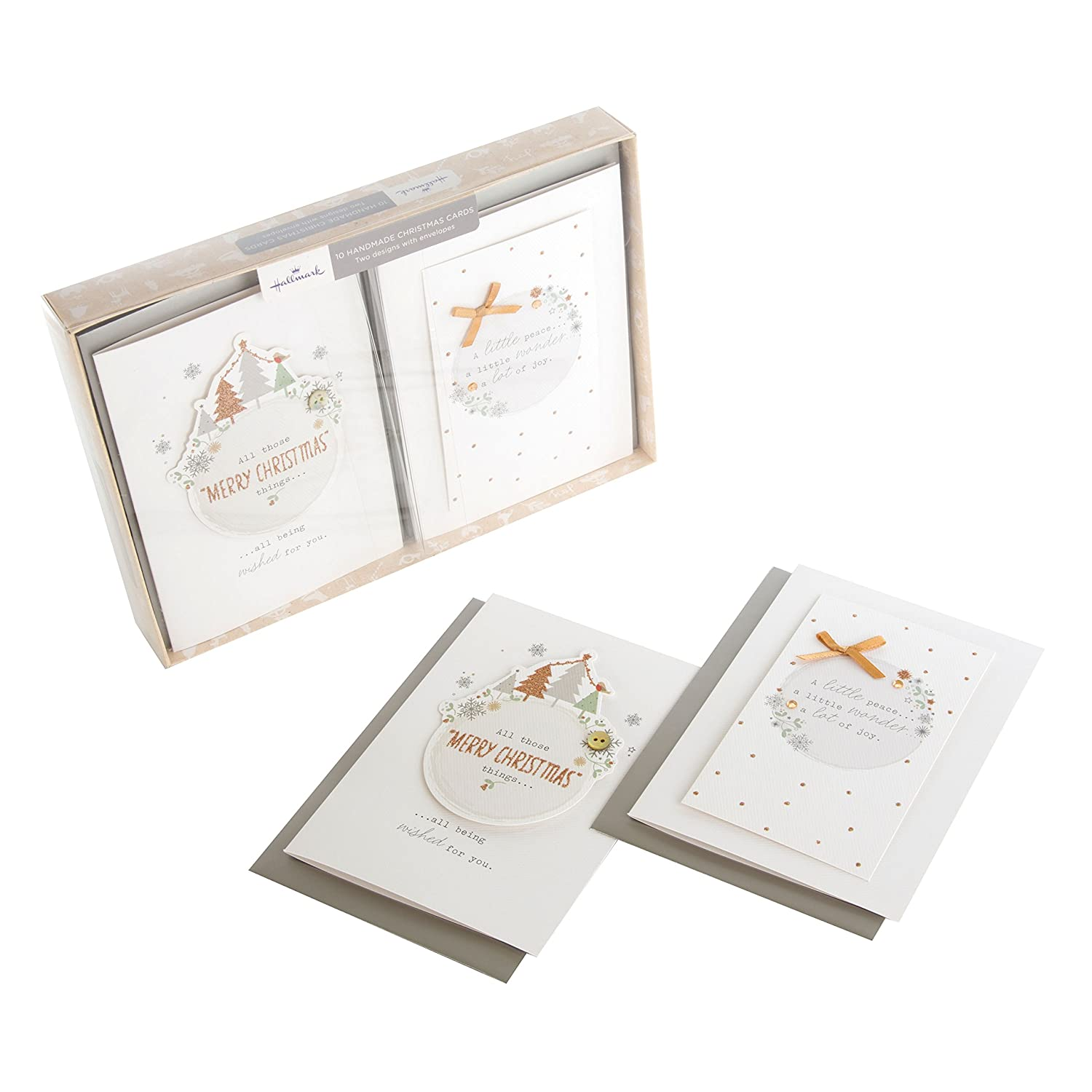 Hallmark Handmade Christmas Card Pack