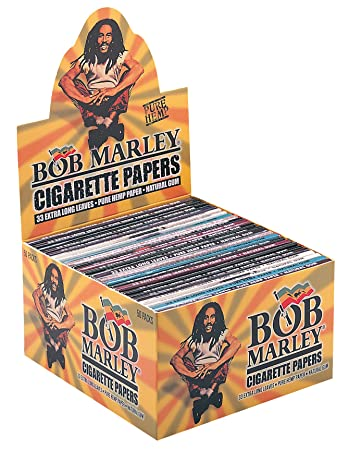 amazon com bob marley rolling papers 1 pack health personal care