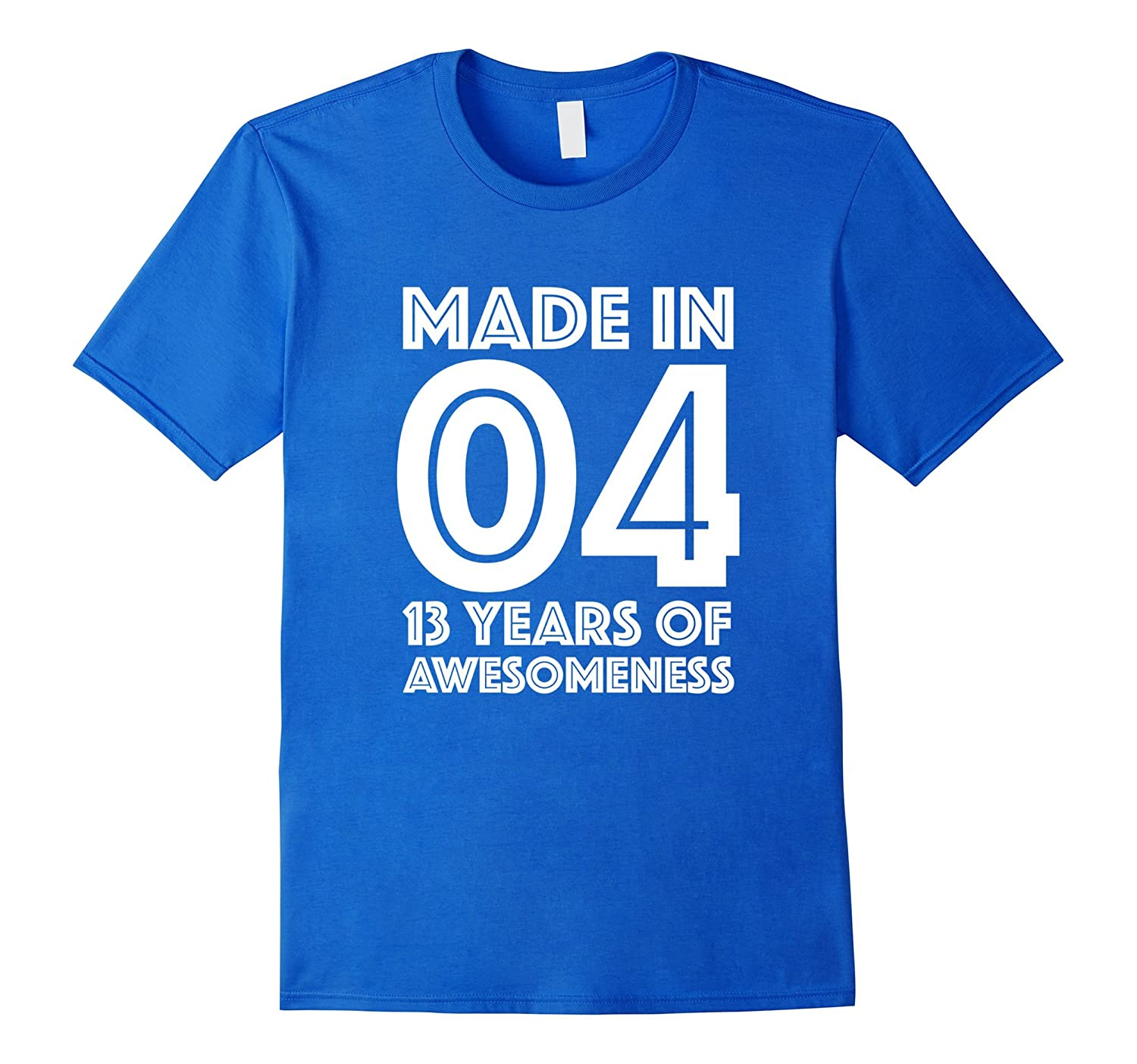 13th Birthday Shirt Gift Age 13 Year Old Boy Girl T ANZ