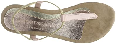 NR RAPISARDI Damen Alessia T Spangen Sandalen Sandalen Spangen  Amazon   Schuhe ... da36b4