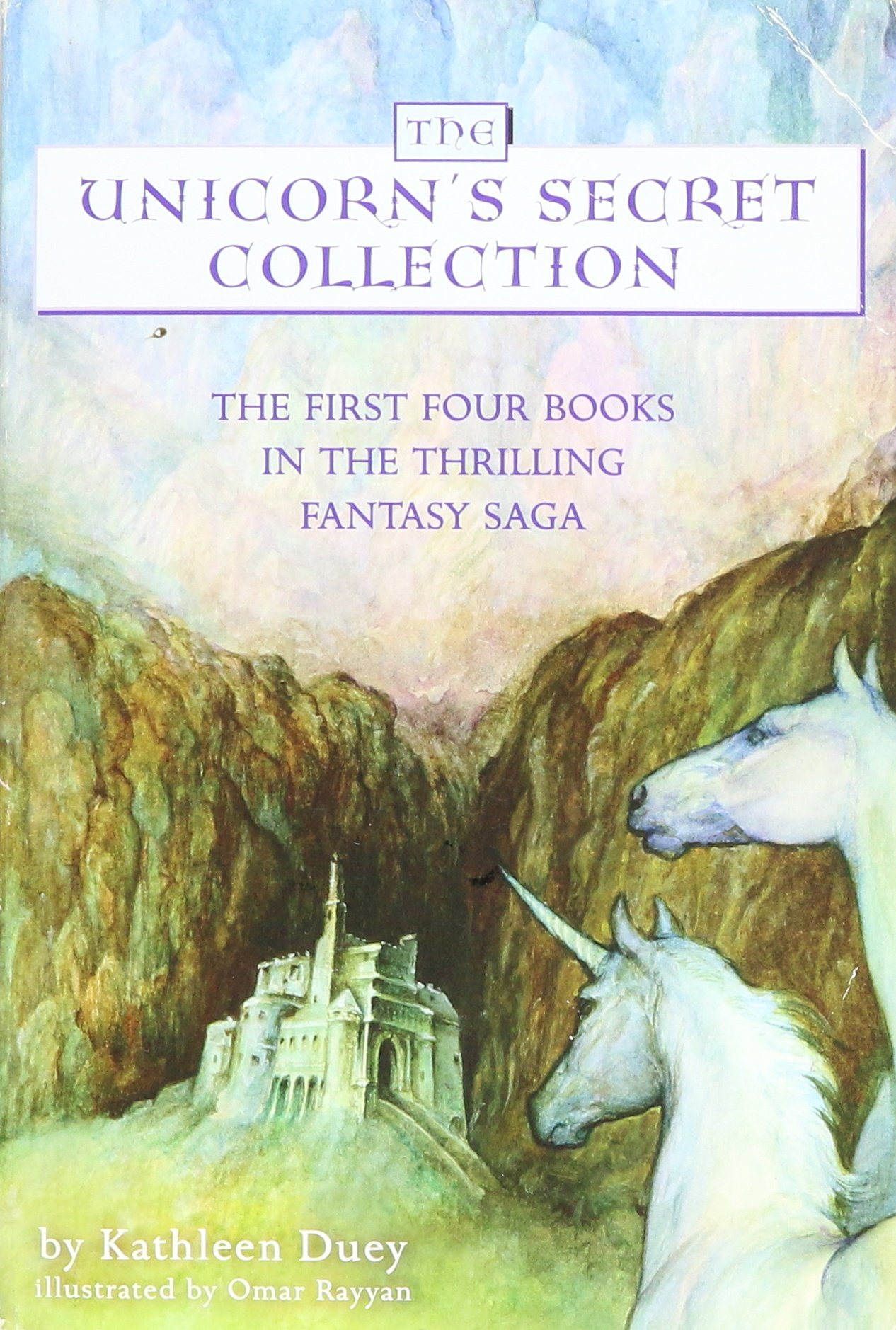 The Unicorn's Secret Collection (The First Four Books in the Thrilling Fantasy Saga) PDF