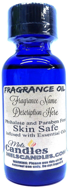 Very Berry Cobbler Premium Grade Fragrance Oil, 1oz Blue Glass Bottle -Skin Safe Oil, Candles, Lotions Soap & More